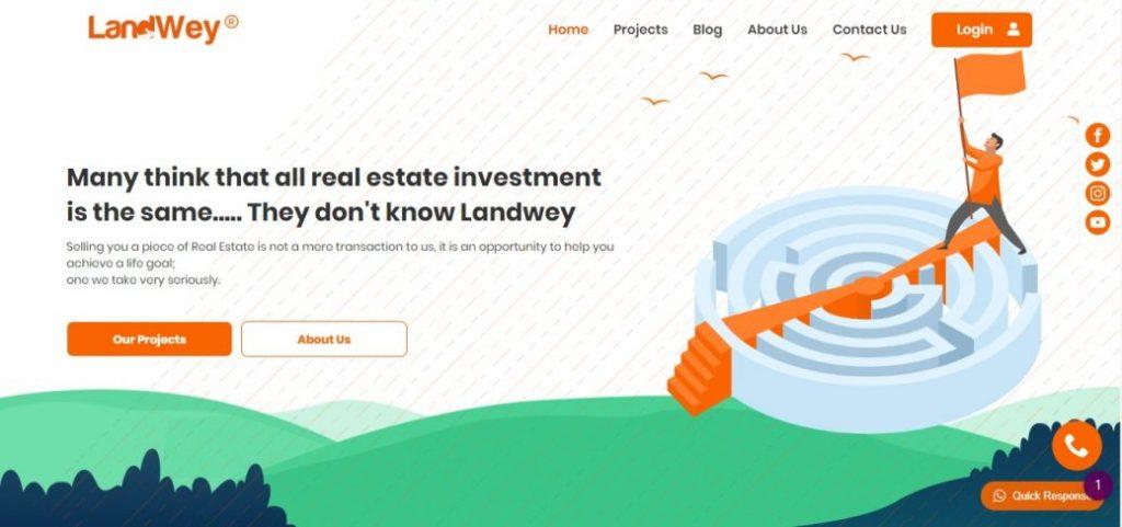 Landwey - real estate companies in lagos