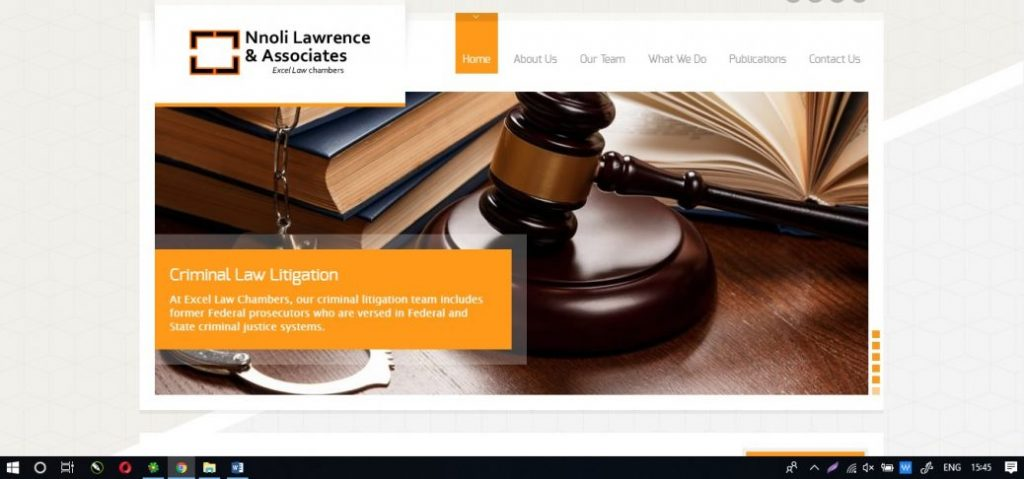 Nnoli Lawrence & Associates- law firms in victoria island