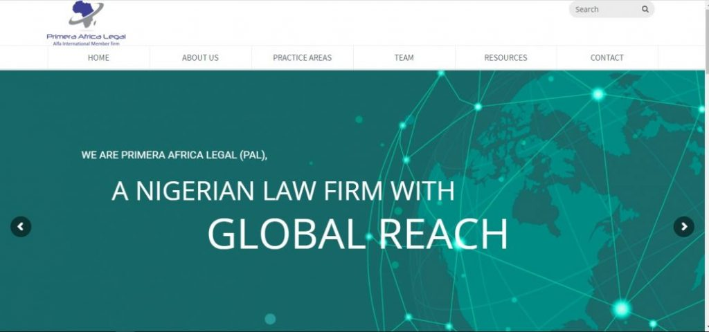 Primera Africa Legal- law firms in lekki