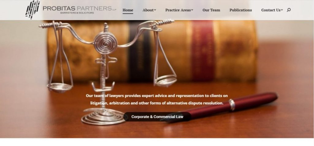 Probitas partners- law firms in victoria island
