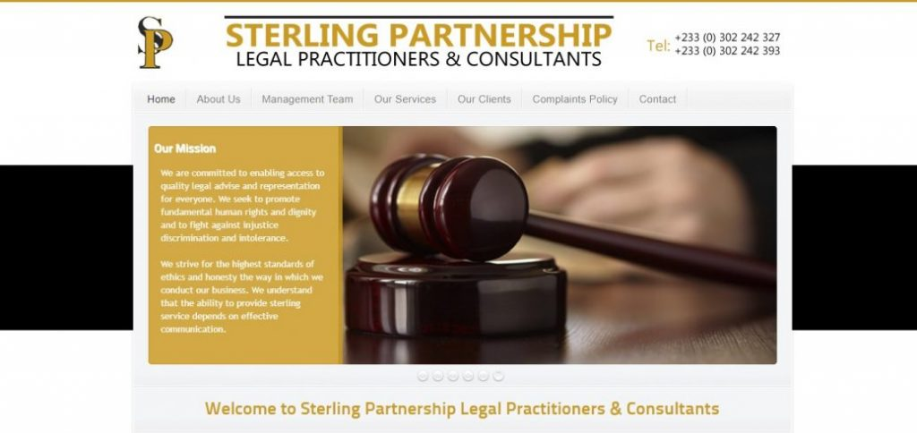 Sterling Partnership- law firms in lekki