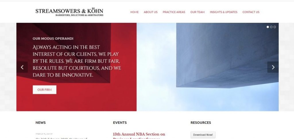Streamsowers & Kohn - law firms in victoria island