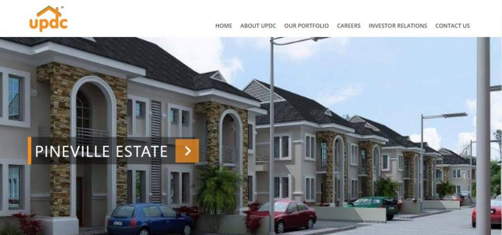 UPDC - real estate companies in lagos