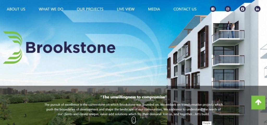 brookstone property - real estate companies in ikoyi lagos