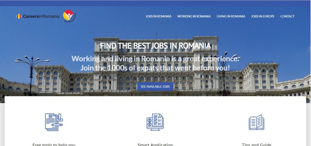 careers in romania - jobs in romania