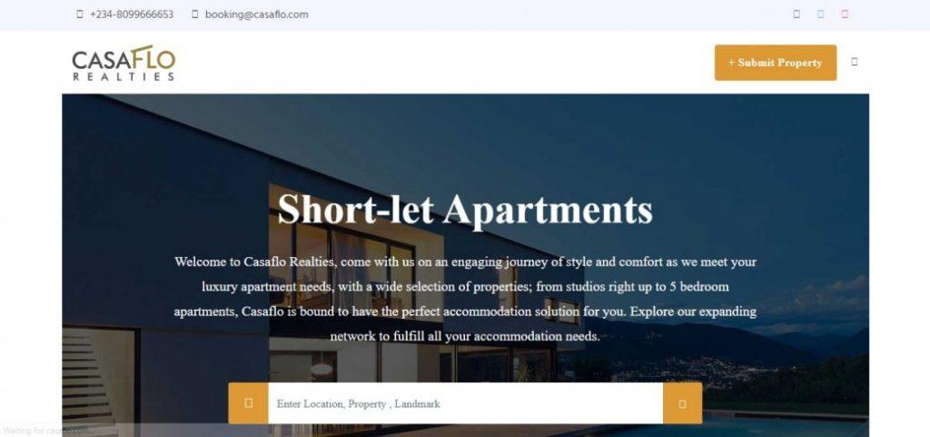 casaflo - real estate companies in ikoyi lagos