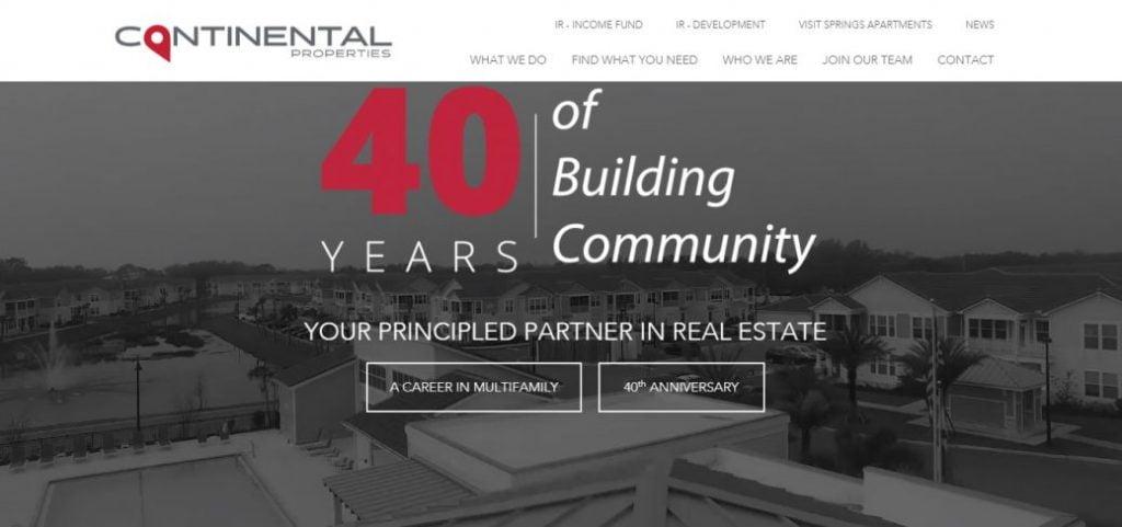 continental properties -real estate companies in lekki