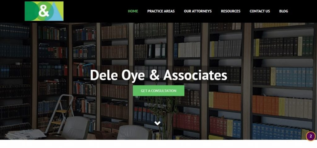 deleoye & associates -law firms in ikoyi