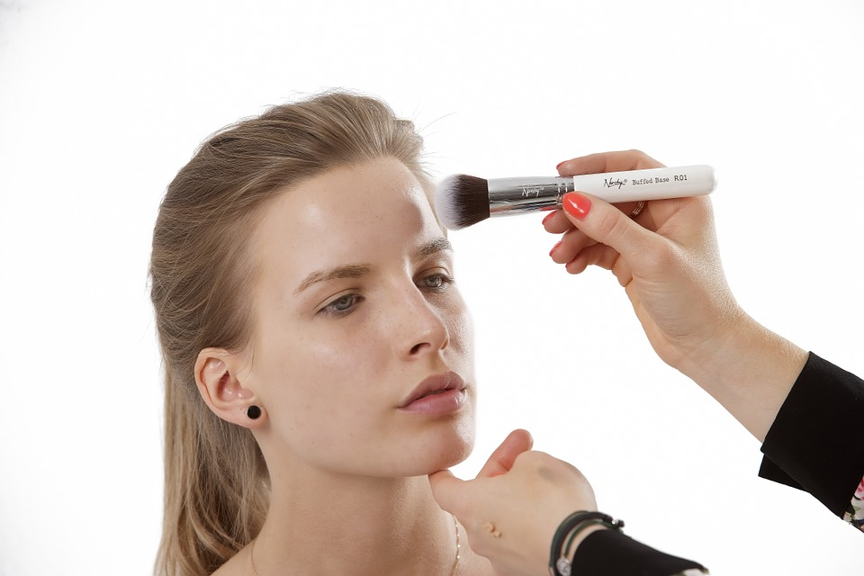 demonstrate the product - how to increase cosmetic sales