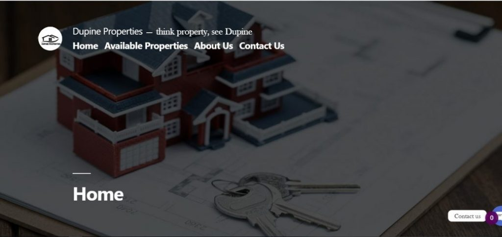 dupine properties - real estate companies in Nigeria
