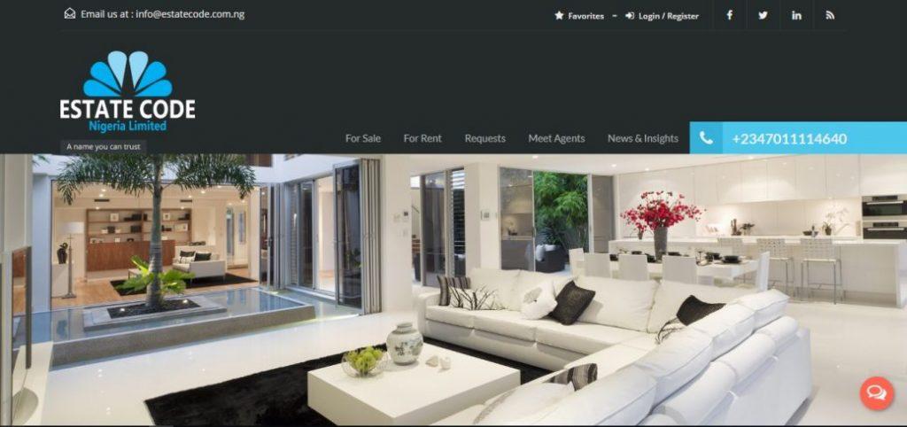 estate code nig ltd - real esate companies in Abuja