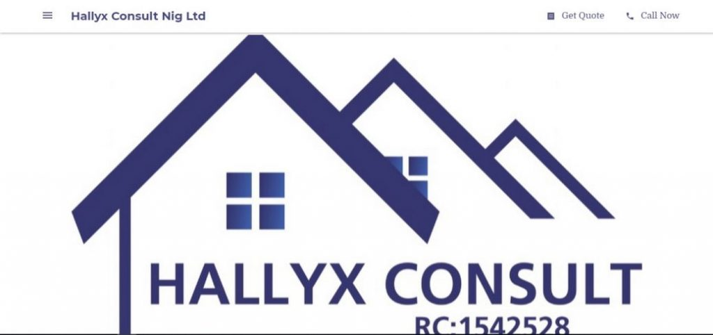 hallyx consult nig ltd - real estate companies in abuja