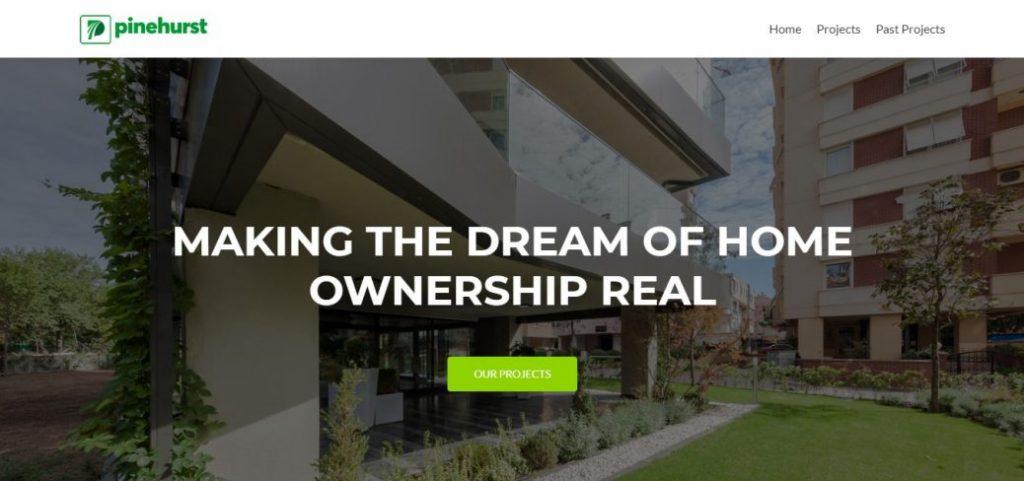 pinehurst estates - real estate companies in lekki
