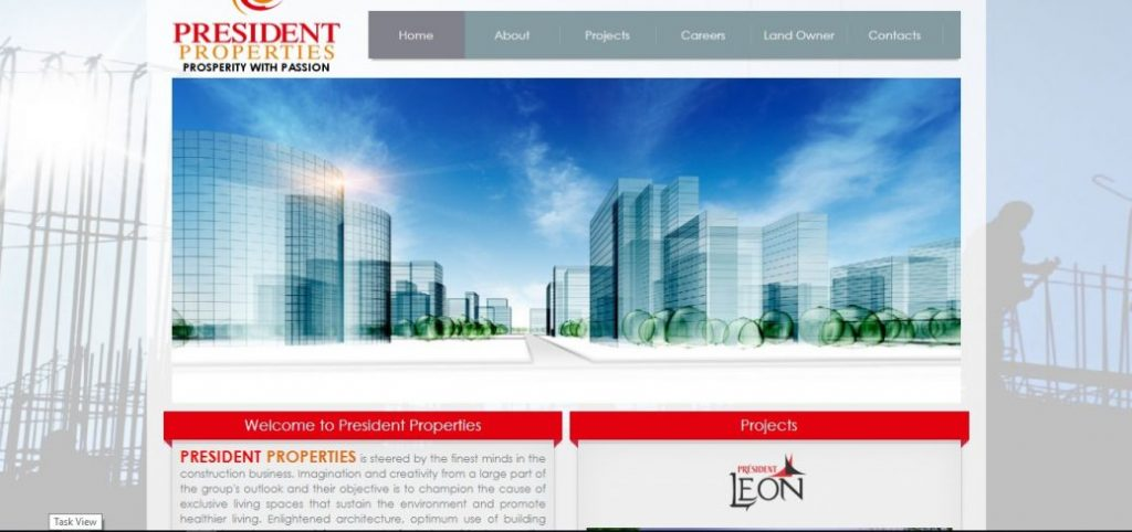 president properties - real estate companies in abuja