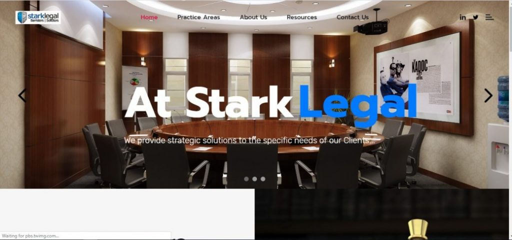 stark legal- law firms in lekki