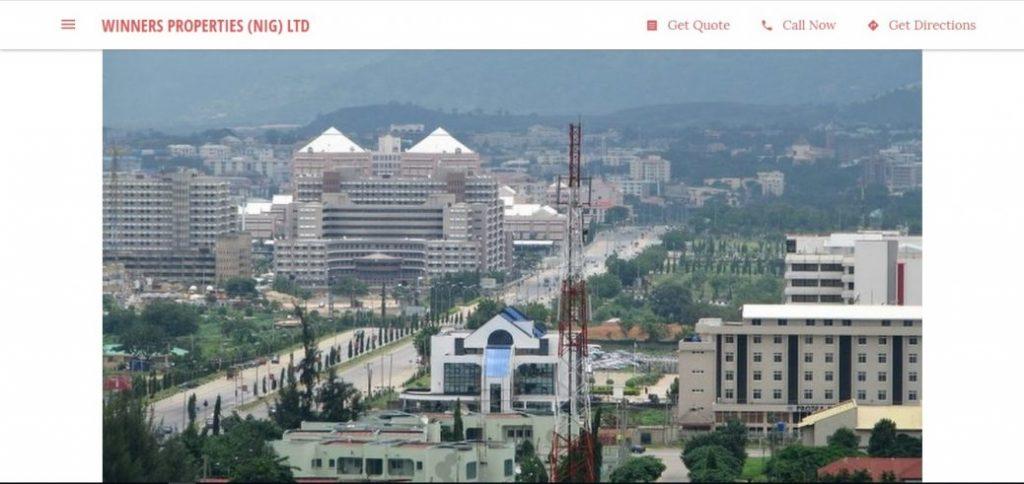winners properties nig ltd - real estate companies in abuja