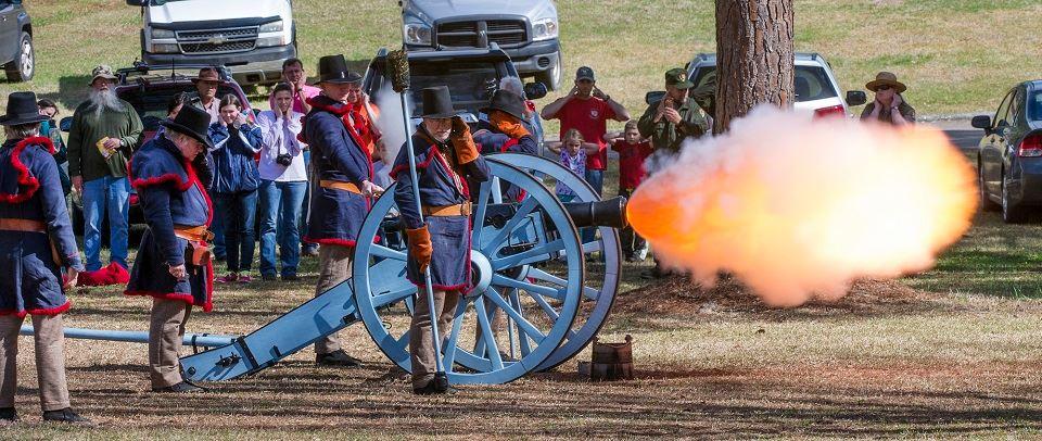 Anniversary of the Battle of Horseshoe Bend – Dadeville, Alabama