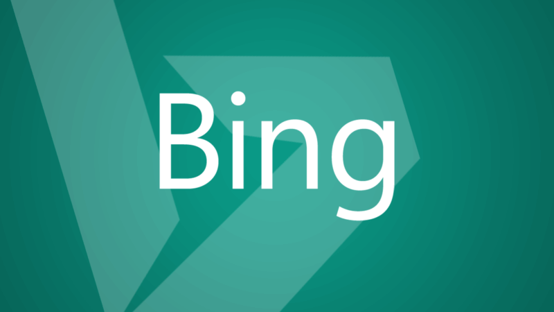 Bing- best online advertising for small business