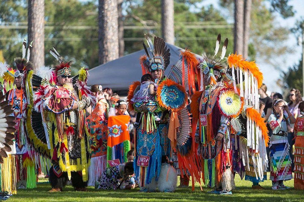 Creek tribe of Alabama