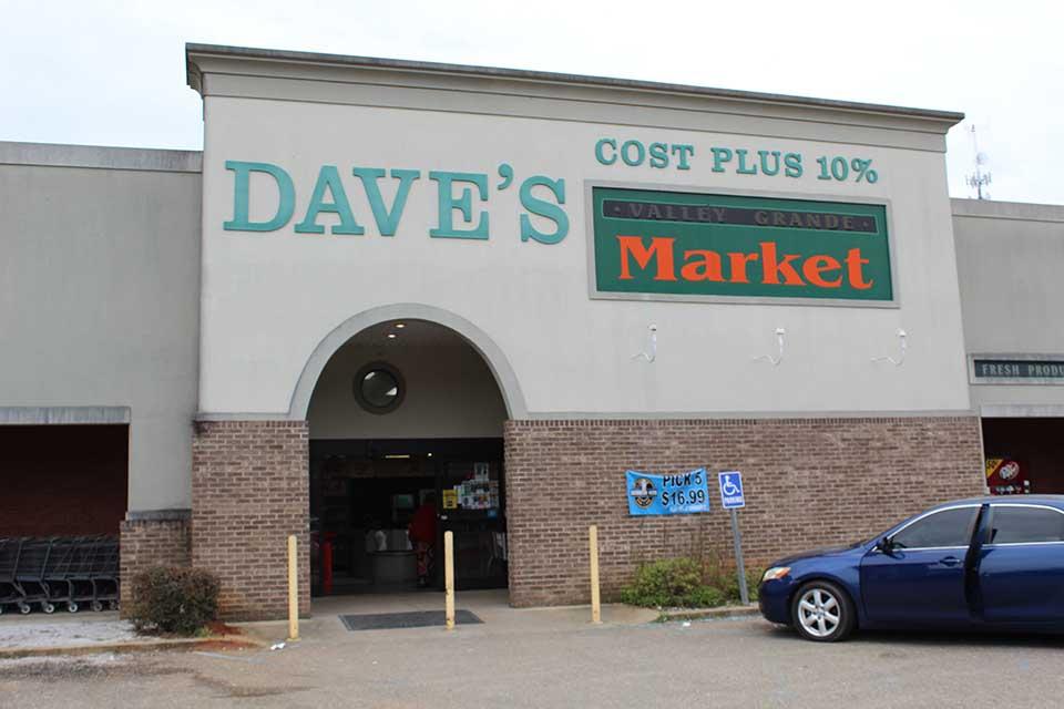 Dave's market