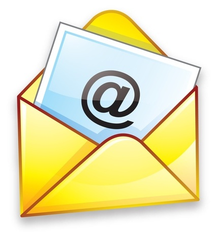 Email Potential Advertisers