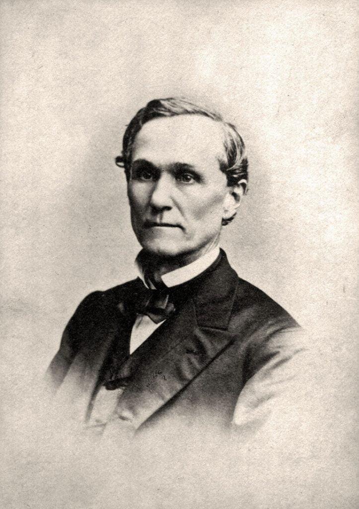 John Gill Shorter