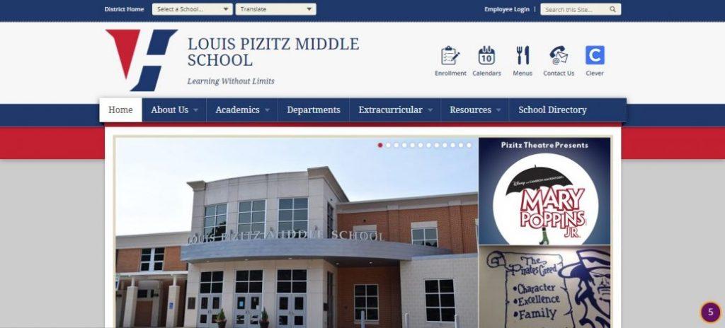 Louis Pizitz Middle School
