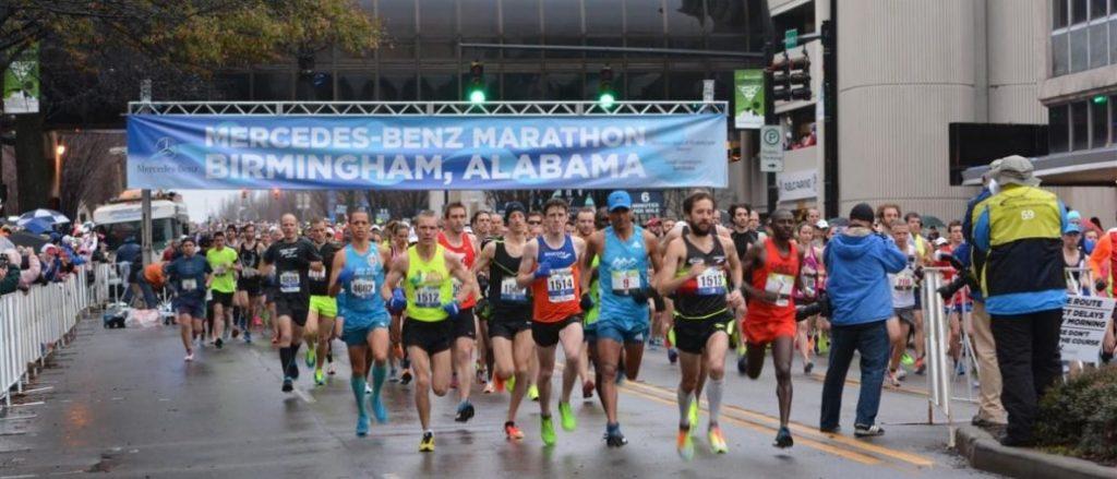 Mercedes Marathon - Birmingham, Alabama
