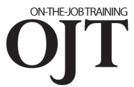On-the-Job Training Programs