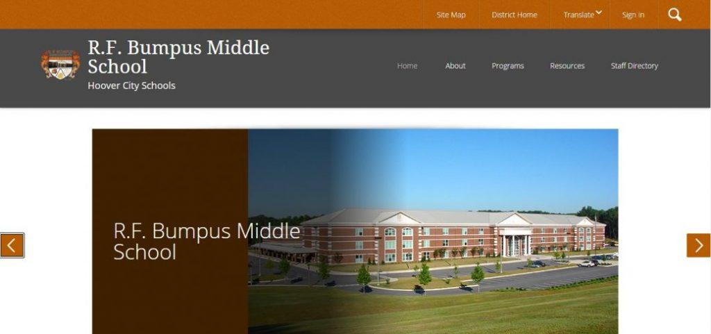 R.F Bumpus Middle School