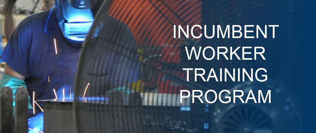 The Incumbent Worker Training program