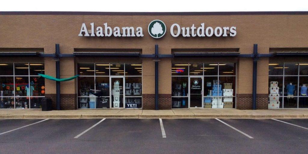 alabama outdoors