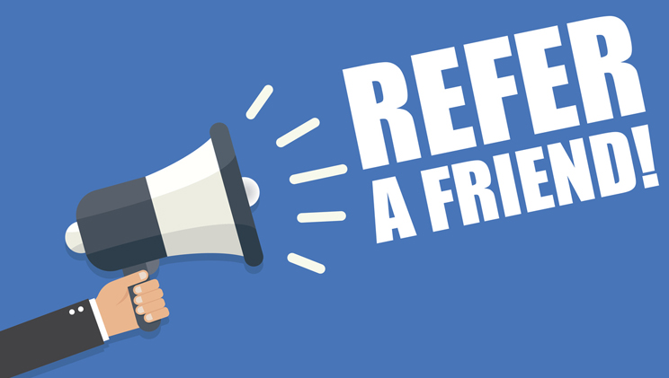 customer referral