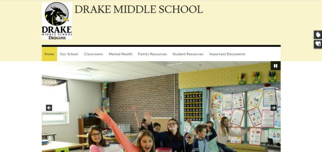 drake middle school