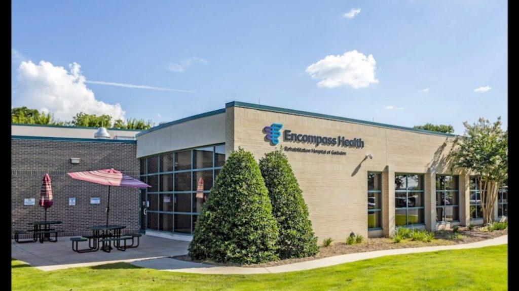 encompass health lakeshore rehabilitation hospital