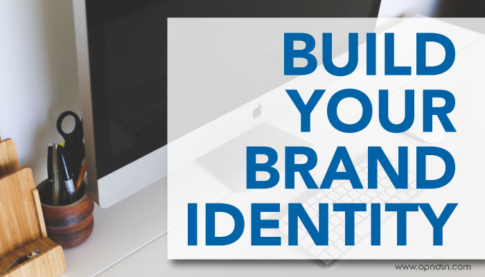 establish your brand's identity