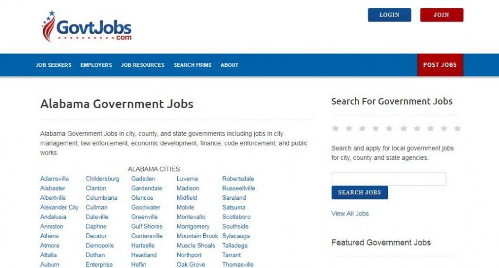 govt jobs.com