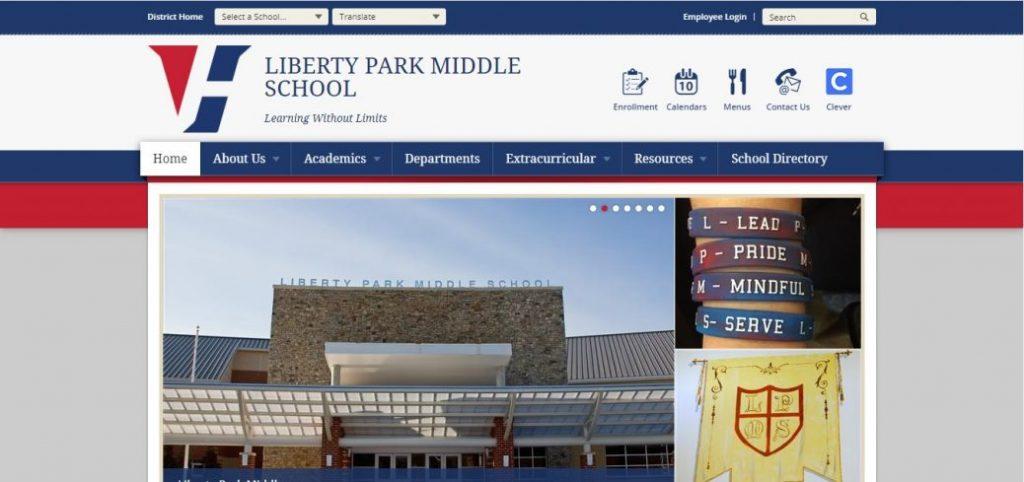 liberty park middle school