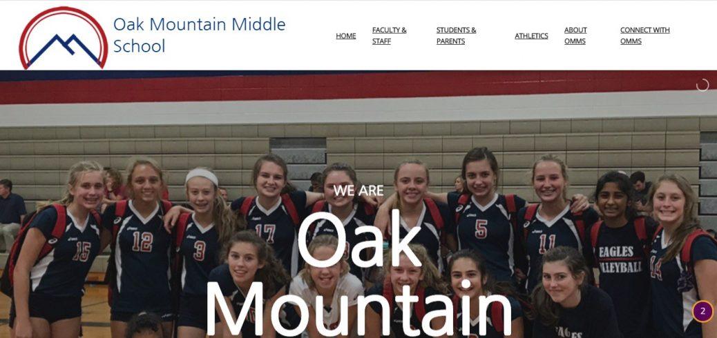 oak mountain middle school