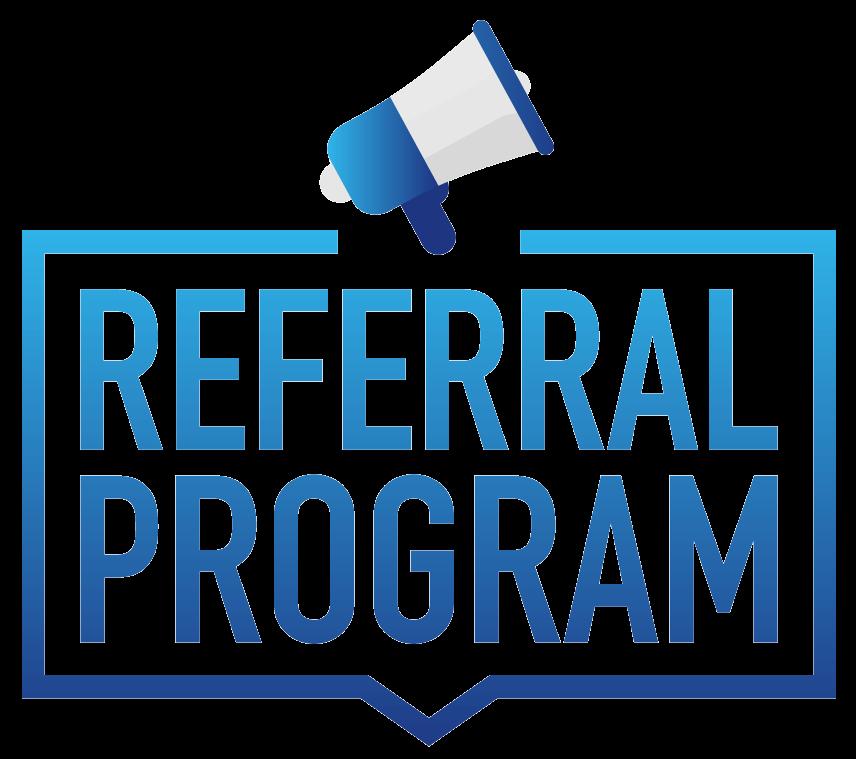 run a customer referral program
