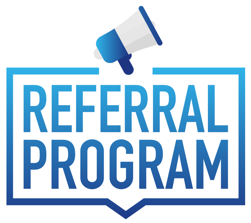 run a referral program