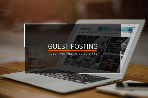 try guest posting
