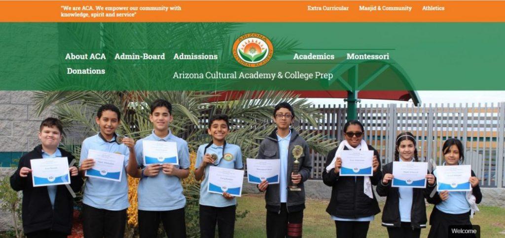 Arizona cultural academy & college Preparatory