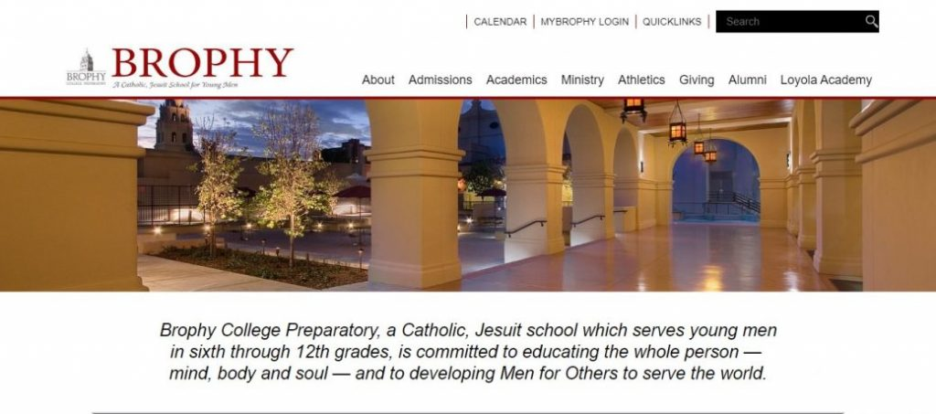 Brophy College Preparatory High School