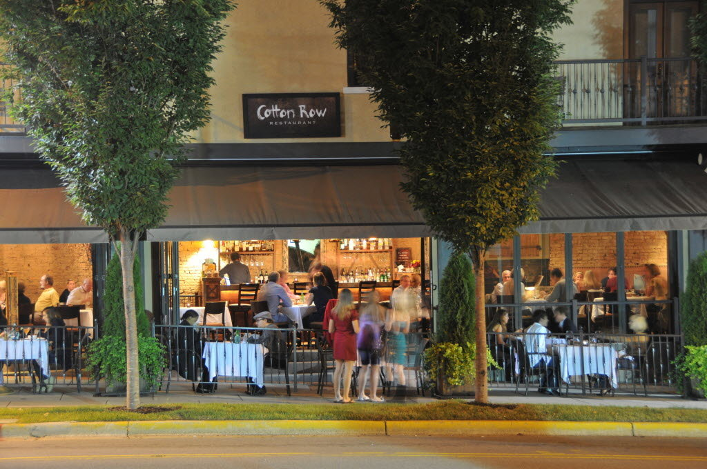 Cotton Row Restaurant