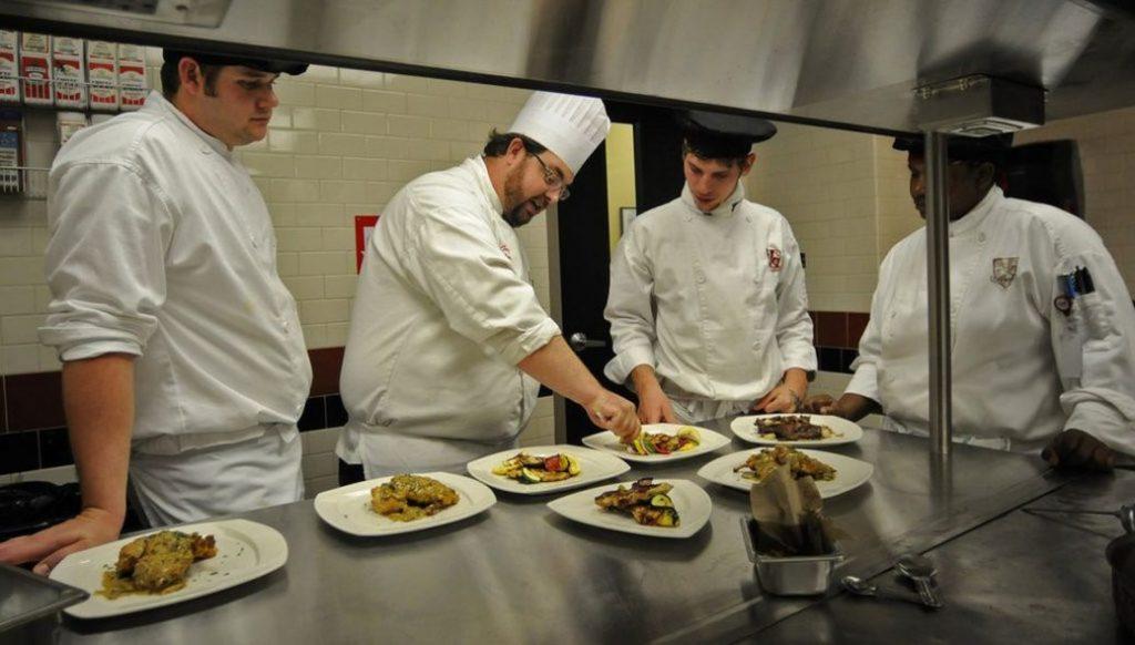 Culinard, the Culinary Institute of Virginia College Mobile, Alabama