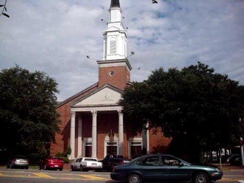 First Baptist Church of Tuscaloosa