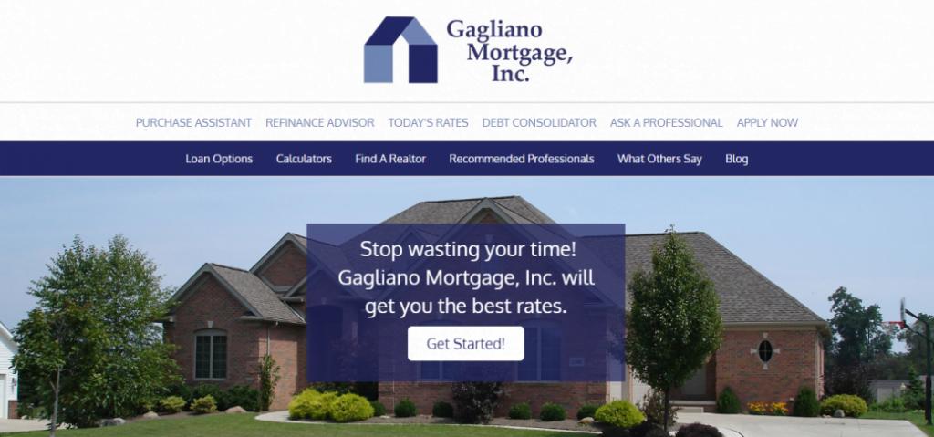 Gagliano Mortgage Inc