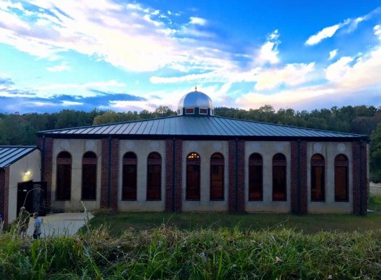 Masjid Al-Qubbatu Al-Khadra