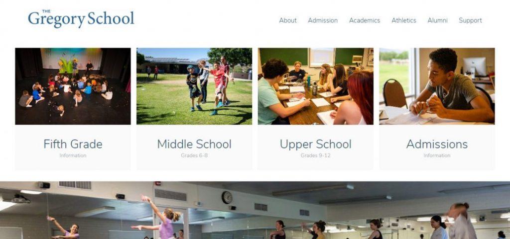 The Gregory School